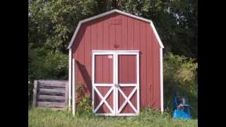Free shed plans 10 x 20