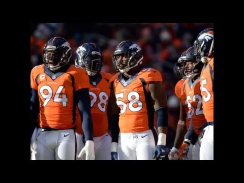 Broncos 2015 Highlights
