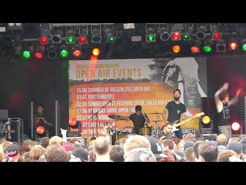 The Devil Wears Prada / Summerblast 2013 / Full Live Set