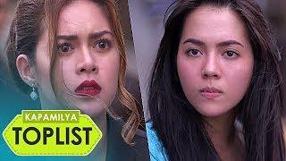 Kapamilya Toplist: 8 intense confrontations of Ana and Samantha over Gael's love in Asintado