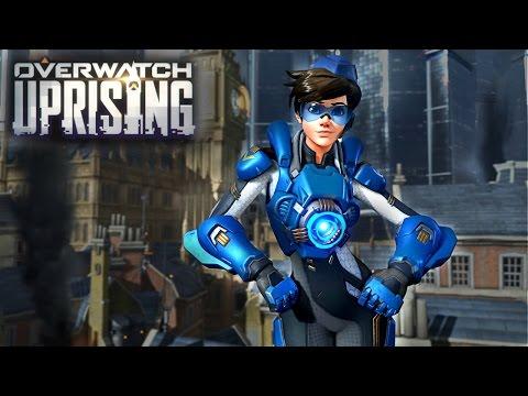 ROBOTIC RETALIATION | Overwatch Uprising Event