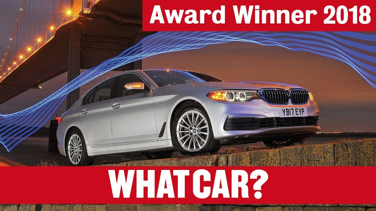 BMW 5 Series: why it's our 2018 Luxury Car of the Year   What Car? - Dauer: 96 Sekunden