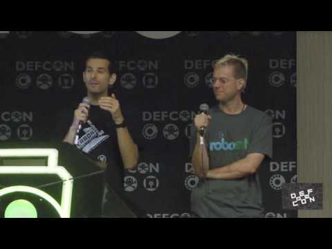 DEF CON 24 - Joe Grand & Zoz - BSODomizer HD: A mischievous FPGA & HDMI platform for the (m)asses