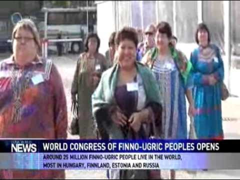 6th World Congress of Finno-Ugric Peoples opens in Siófok, Hungary