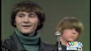 "THE BYRDS ""Mr. Tambourine Man"" on The Ed Sullivan Show"