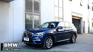 2018 BMW X3 SUV Overview