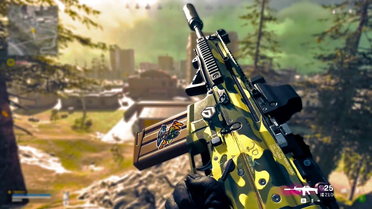 Call of Duty Warzone Battle Royale Gameplay Español (Sin Comentarios) - Individual