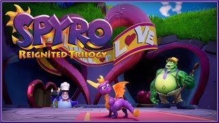 SPYRO : Reignited Trilogy - Dragon Shores Sneak Peak 2018 (PS4 & XB1) HD