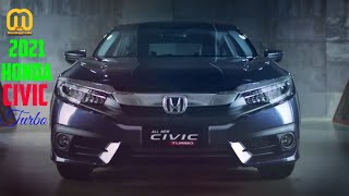 2021 HONDA CIVIC || HONDA CIVIC SPORT || All-new Honda Civic Sedan.