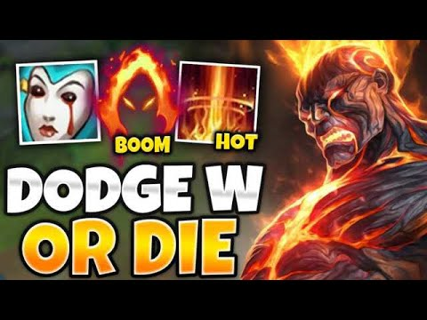 WTF?! THIS INFINITE BURN BRAND BUILD MELTS TANKS! (STACK DOTS) - League Of Legends
