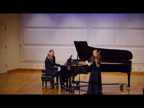 Franck Violin Sonata in A