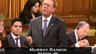 Victoria MP Murray Rankin on violence against immigrant women