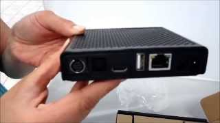 Unboxing of ZaapTV 409HD & MaaxTV LN4000 HD Arabic IPTV Media Box