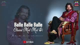 Chunni Mal Mal Di WhatsApp Status With Lyrics Balle Balle Hans Raj Hans Part 1