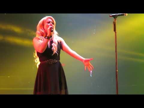 Trans-Siberian Orchestra - Music Box Blues  Chloe Lowery 12-16-2018 Tampa