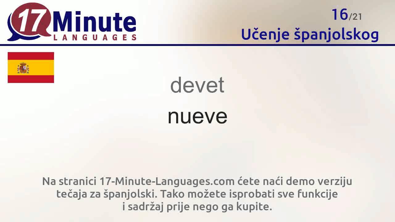 stranice za upoznavanje s španjolskim jezikom