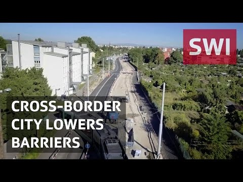 A cross-border city lowers barriers