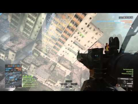 Jiraya vs Air 3 - Battlefield 4