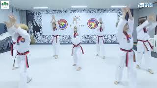 Taekwondo đỉnh quá   Phiên bản Túy Âm