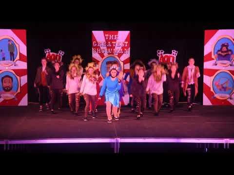 WKU Alpha Omicron Pi- Spring Sing 2018