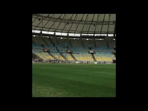 Brazil Maracana Stadium Tour 2016