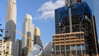 Three World Trade Center 328m December 2015 UPDATE