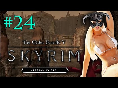 SHAT MYSELF BLOODY! - The Elder Scrolls V: Skyrim #24 (Special Edition)