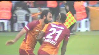 Selçuk İnan Frikik Golü 2016 [vs Antalya] 1-1