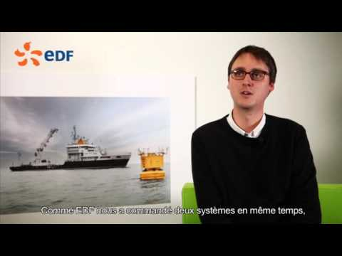 EDF: Floating LiDAR Technology and Collaborating with AXYS
