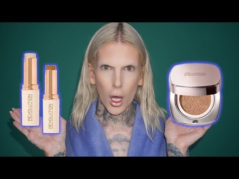 $9.00 DRUGSTORE FOUNDATION VS. $125 LA MER FOUNDATION