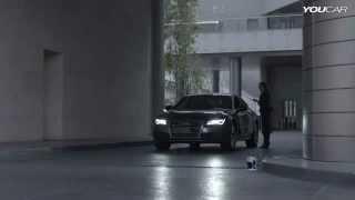 Voiture qui se gare toute seul! HD Auto-Park - CES 2013