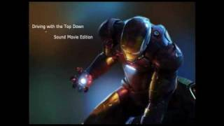 Iron Man OST - Driving with the top down MOVIE VERSION (Testing Mark II)
