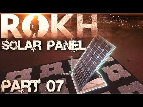 ROKH Deutsch #7 SOLAR ENERGIE GERMAN / DEUTSCH / GAMEPLAY