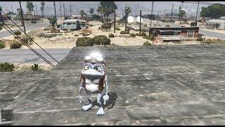 GTA 5 - Chú ếch kỳ lạ và câu chuyện hắc não   GHTG