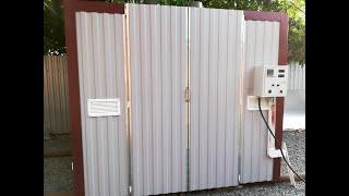 видео Сушильный шкаф для сушки лекарственных трав
