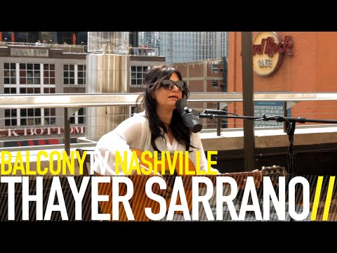 THAYER SARRANO - CREASE (BalconyTV)