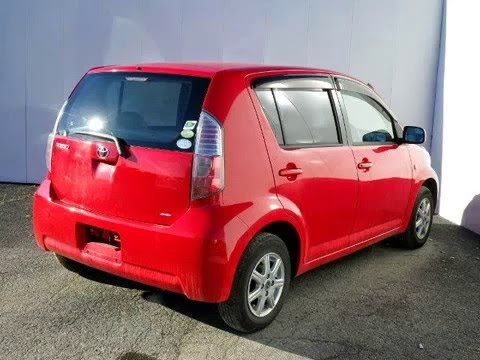 Used Toyota Passo Cars For Sale SBT Japan