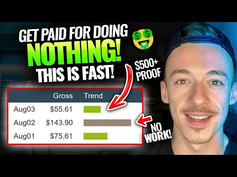 Make $55+ EVERY DAY On Autopilot Doing Nothing! (LIVE PROOF) | Affiliate Marketing For Beginners