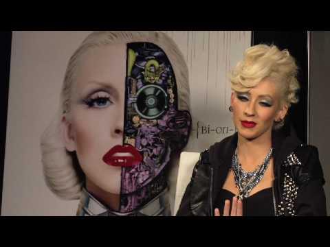 """Christina Aguilera - BIONIC Track By Track - """"Desnudate"""""""