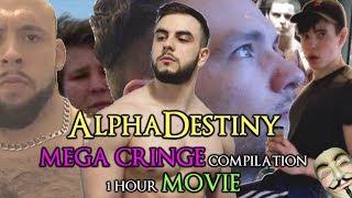 AlphaDestiny MEGA CRINGE Compilation (1 Hour MOVIE)