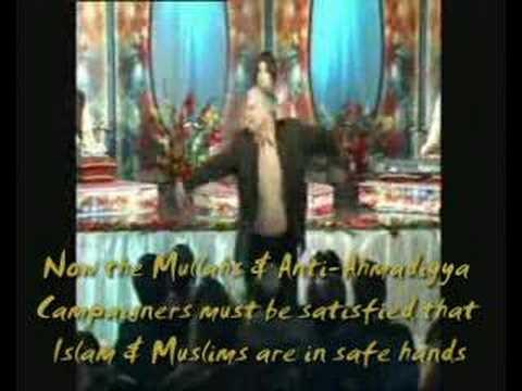 Chairman FBR/CBR Dancing -- Mullah/Mullahs relaxing!