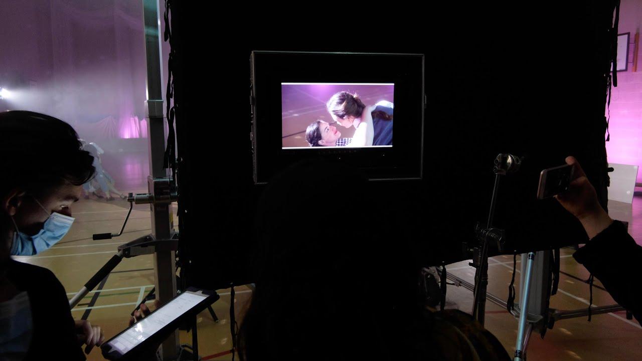 "BTS Clip from Lesbian Short Film ""From A to Q""   Directed by Emmalie El Fadli   LGBTQ   Taylor Swift"