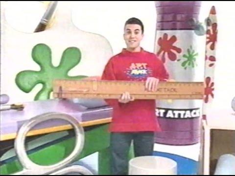 Disney Channel: Art Attack