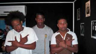 S.H.F - A DAH WINE DEH MARCH 2010 (Gala Riddim).wmv