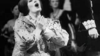 Joan Sutherland sings Regnava nel silenzio, MET 1964