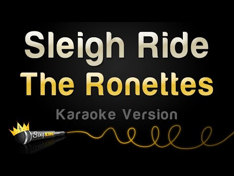 the-ronettes---sleigh-ride-(karaoke-version)