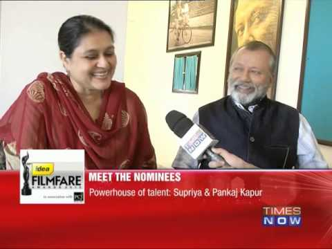 Powerhouse of talent: Supriya & Pankaj Kapur