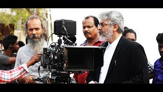 Nerkonda Paarvai - Making 2 | Official | Release Date And New Update | First Single & Songs | Ajith