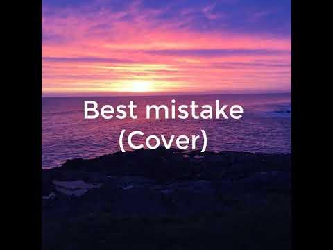 Best mistake - Ariana grande ( Piano cover  )