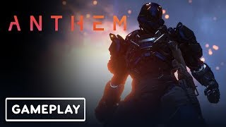 16 Minutes of Anthem Cataclysm Event Gameplay